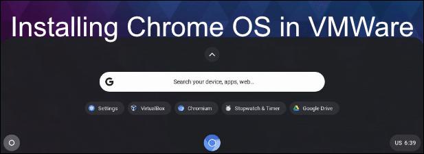 インストール chrome os 【Chrome OS(Chromium